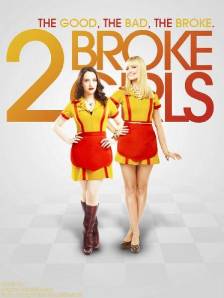 Watch Movie 2 Broke Girls - Season 4