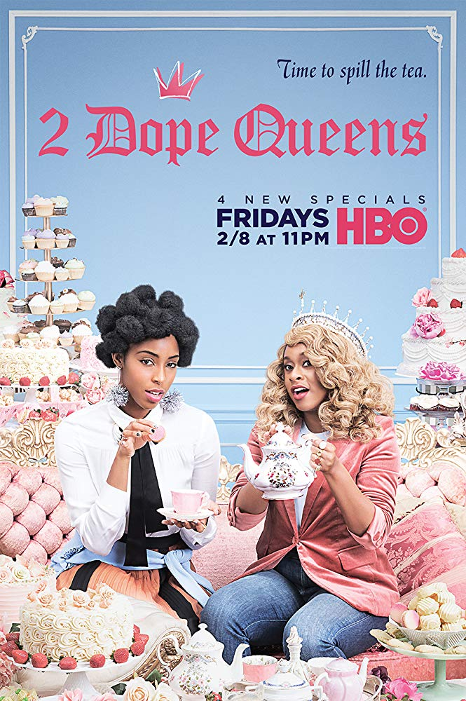Watch Movie 2 Dope Queens - Season 1