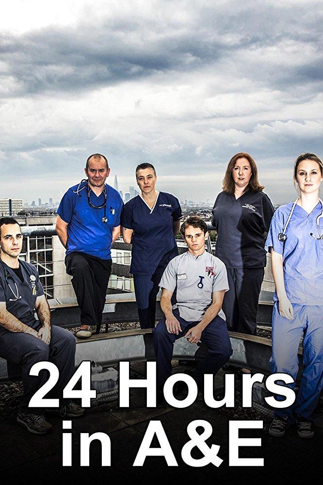 Watch Movie 24 Hours in A & E- Season 15