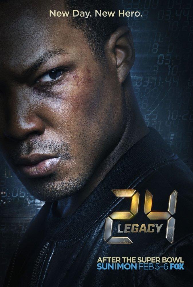 Watch Movie 24: Legacy - Season 1