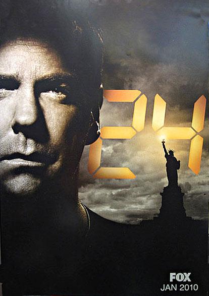 Watch Movie 24 - Season 8