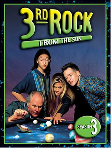 Watch Movie 3rd Rock from the Sun - Season 3