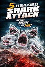 Watch Movie 5 Headed Shark Attack