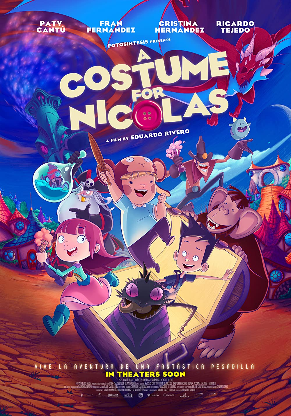Watch Movie A Costume for Nicholas