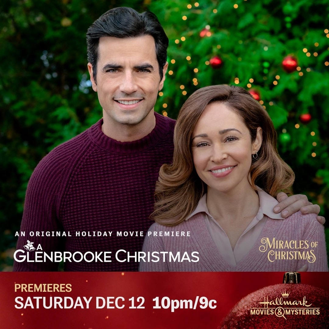 Watch Movie A Glenbrooke Christmas