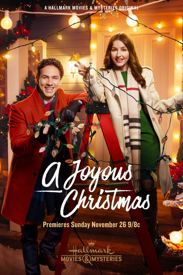 Watch Movie A Joyous Christmas