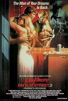 Watch Movie A Nightmare On Elm Street 2: Freddys Revenge (1985)