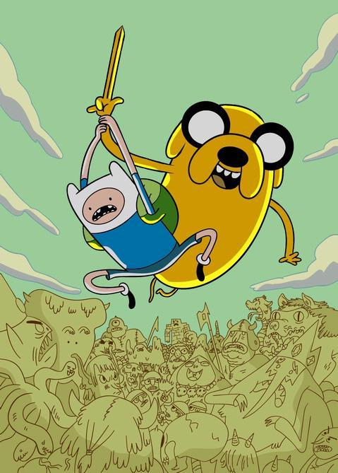 Watch Movie Adventure Time - Season 8