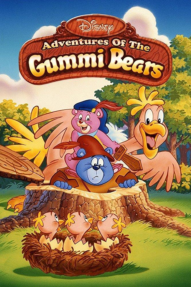 Watch Movie Adventures of the Gummi Bears - Season 03