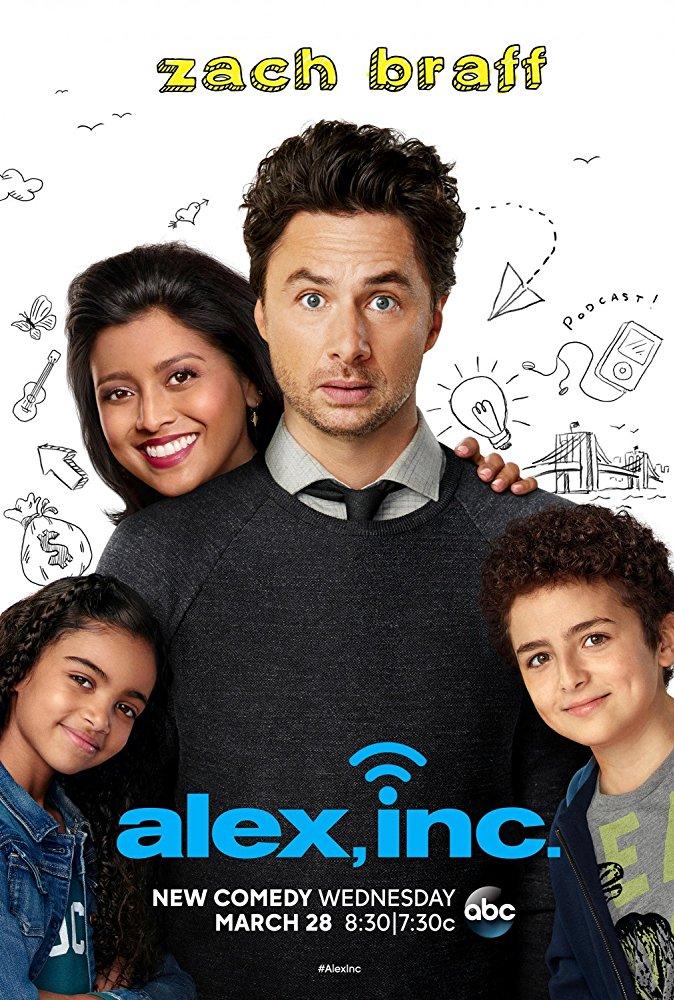 Watch Movie Alex, Inc. - Season 1