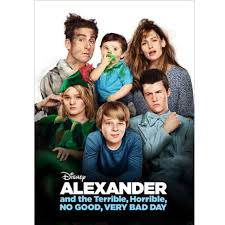 Watch Movie Alexander And The Terrible, Horrible, No Good, Very Bad Day
