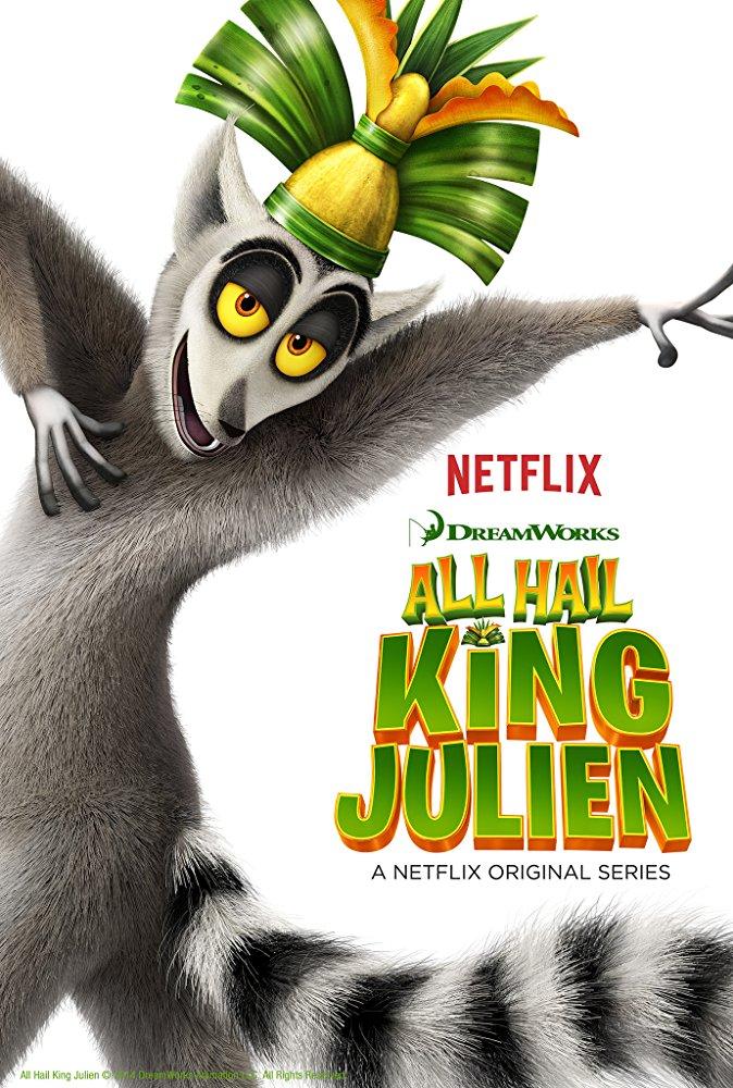 Watch Movie All Hail King Julien - Season 1
