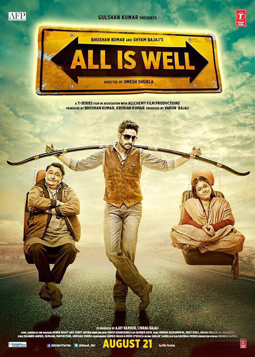 Watch Movie All Is Well