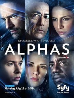 Watch Movie Alphas - Season 1