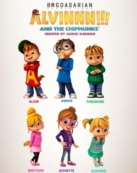 Watch Movie Alvinnn!!! And the Chipmunks - Season 2