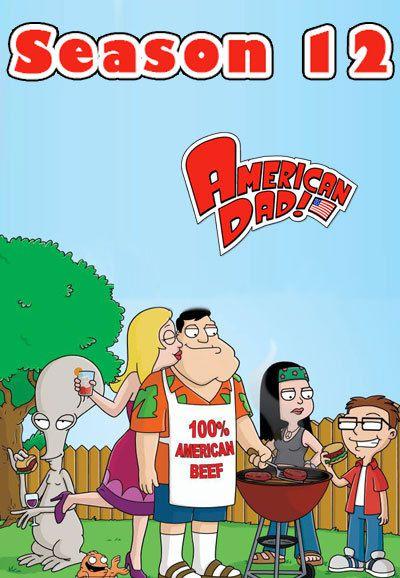 Watch Movie American Dad! - Season 12