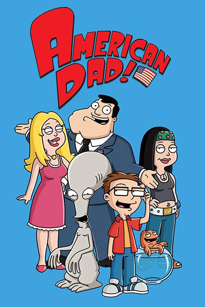 Watch Movie American Dad - Season 3
