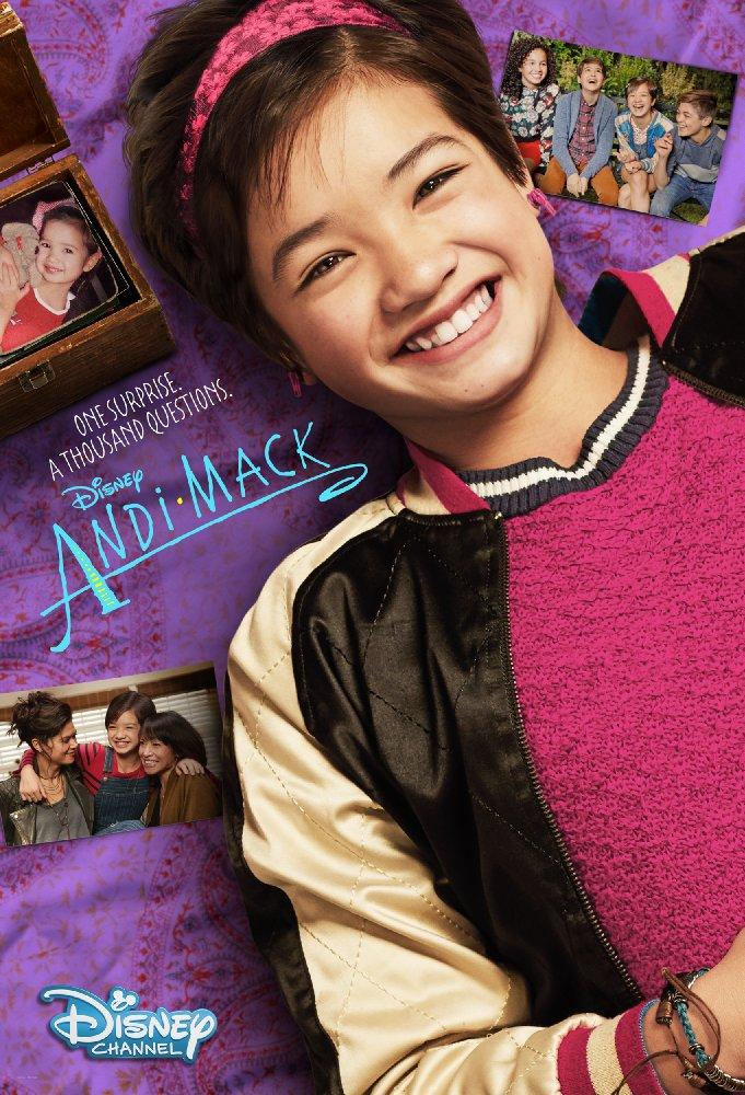 Watch Movie Andi Mack - Season 1