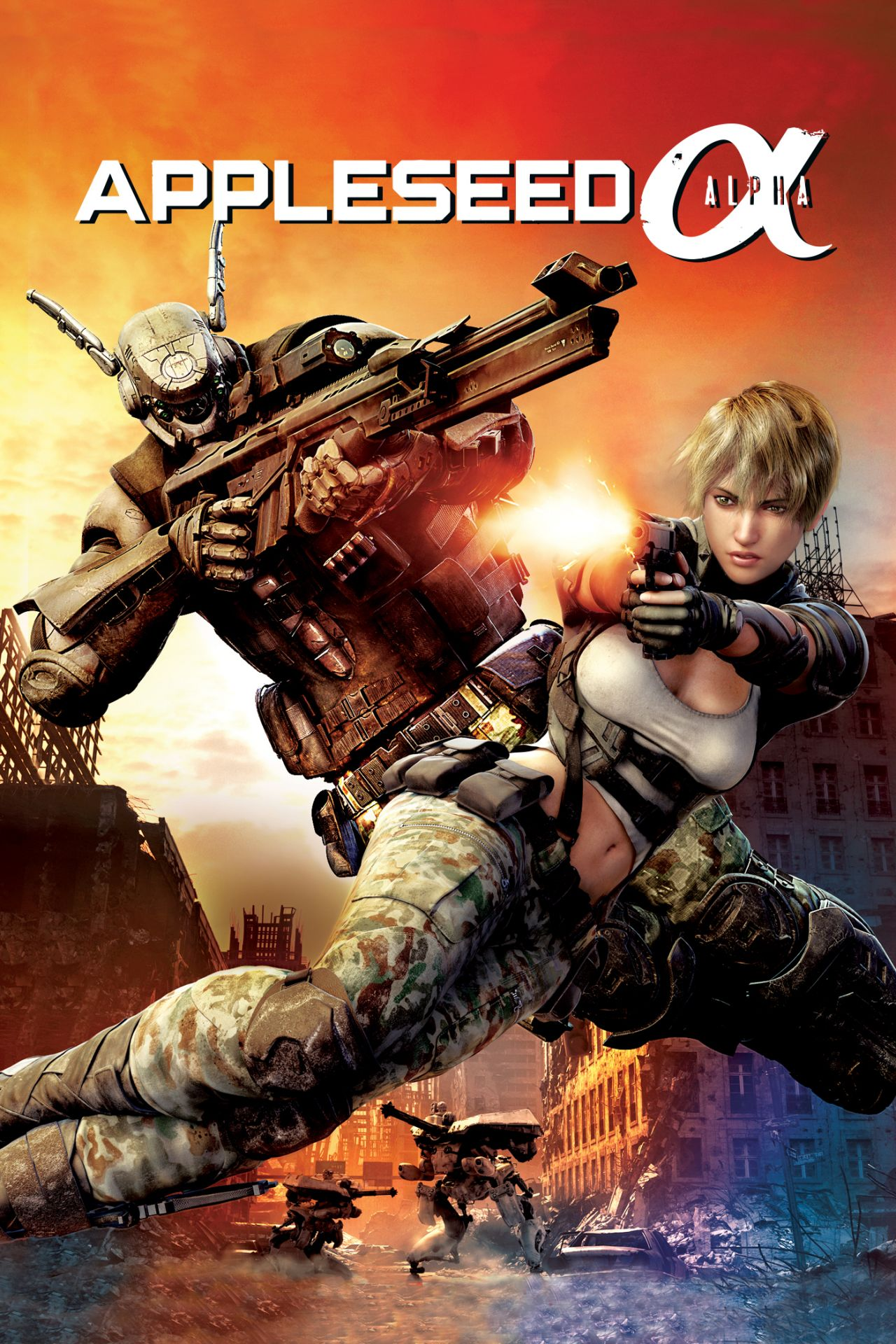 Watch Movie Appleseed Alpha