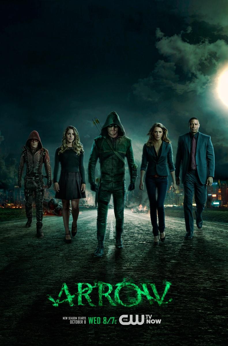 Watch Movie Arrow - Season 3