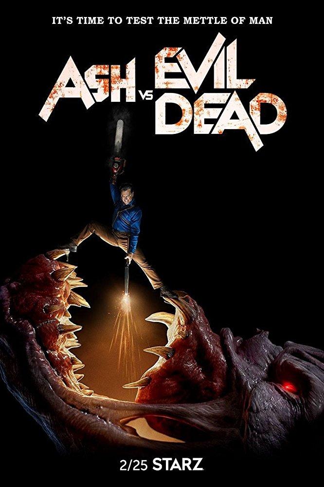 Watch Movie Ash vs. Evil Dead - Season 3
