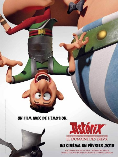 Watch Movie Asterix The Mansions Of The Gods