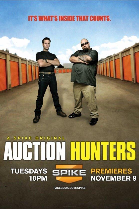 Watch Movie Auction Hunters - Season 4