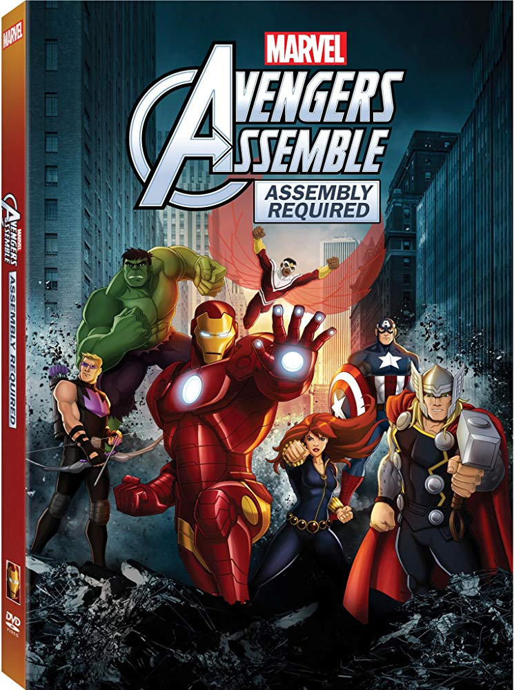 Watch Movie Avengers Assemble - Season 2