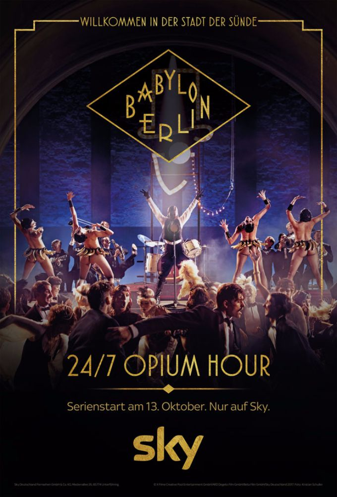 Watch Movie Babylon Berlin - Season 2