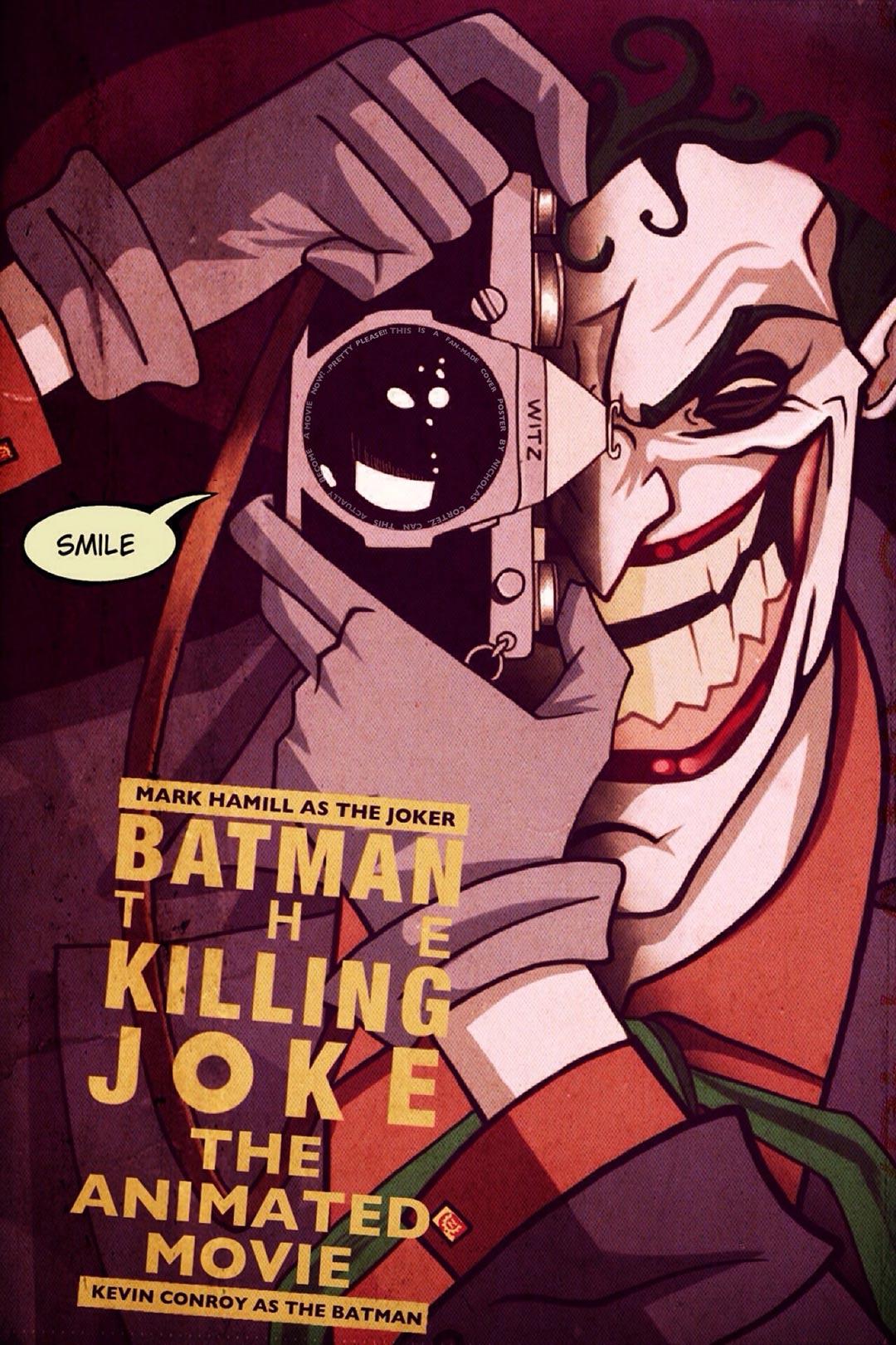 Watch Movie Batman: The Killing Joke