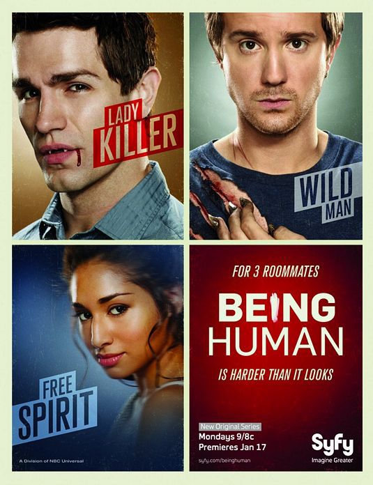 Watch Movie Being Human Us - Season 3