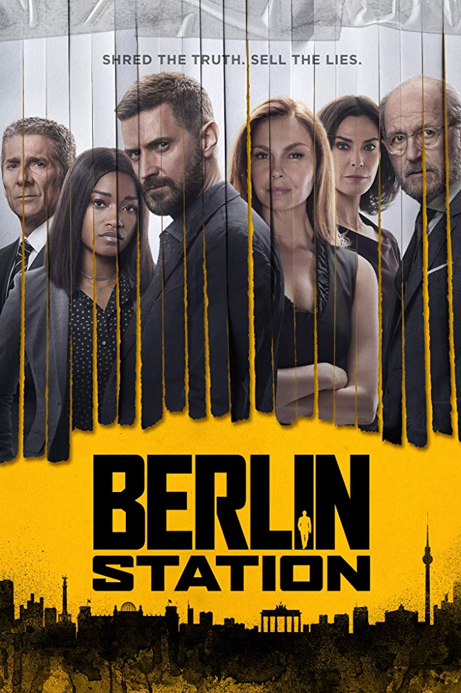 Watch Movie Berlin Station - Season 3
