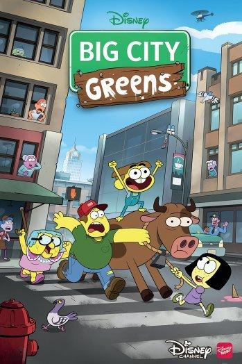 Watch Movie Big City Greens - Season 1