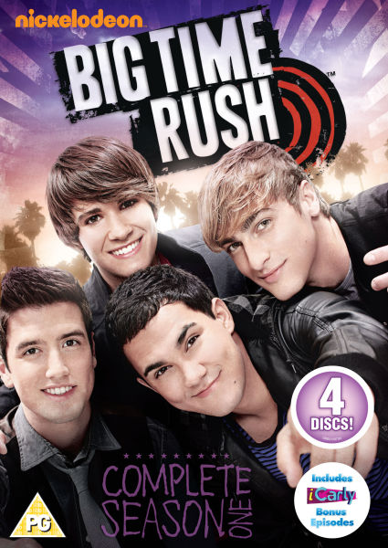 Watch Movie Big Time Rush - Season 1