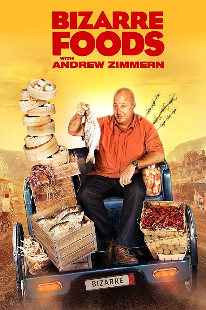 Watch Movie Bizarre Foods with Andrew Zimmern - Season 1