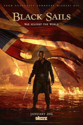 Watch Movie Black Sails - Season 3