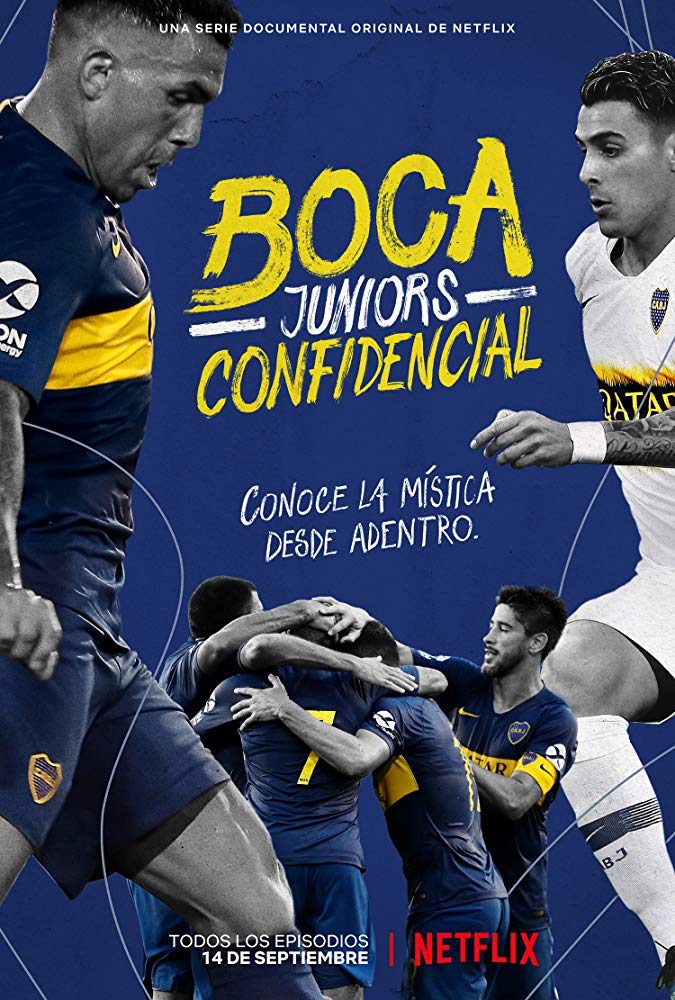 Watch Movie Boca Juniors Confidential - Season 1