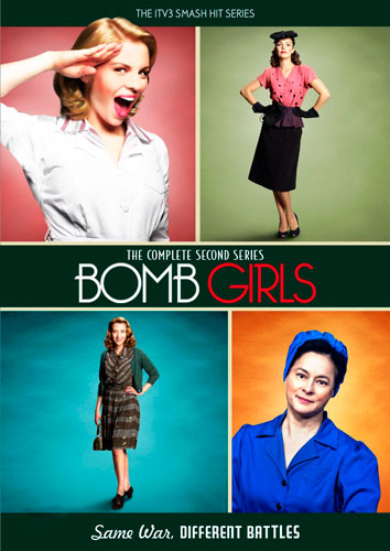 Watch Movie Bomb Girls - Season 2
