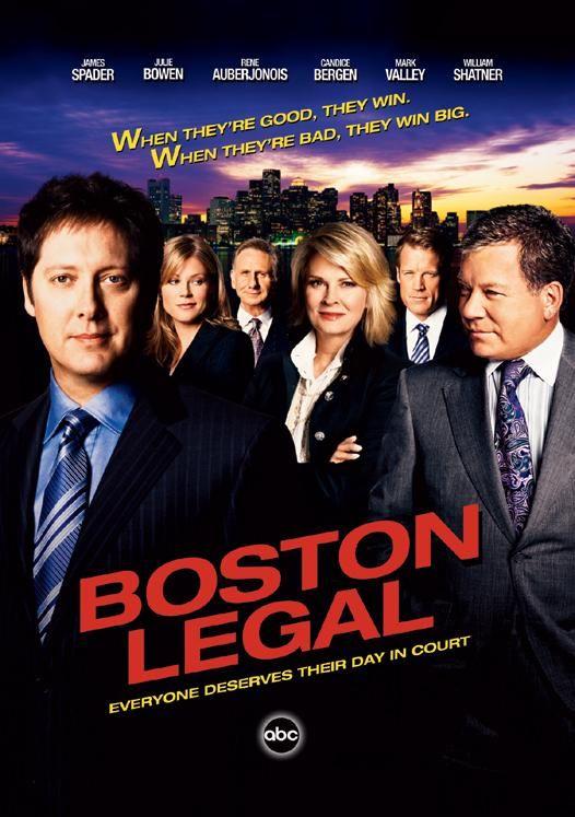 Watch Movie Boston Legal - Season 2