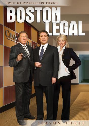 Watch Movie Boston Legal - Season 4