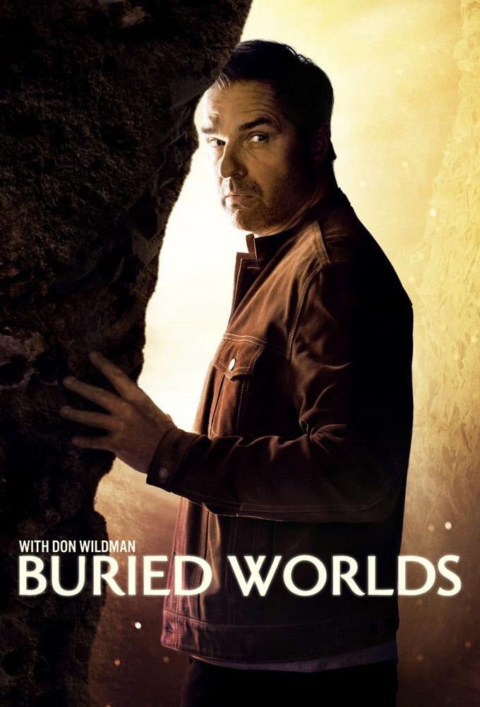 Watch Movie Buried Worlds with Don Wildman - Season 1
