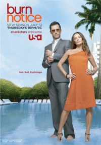 Watch Movie Burn Notice - Season 4