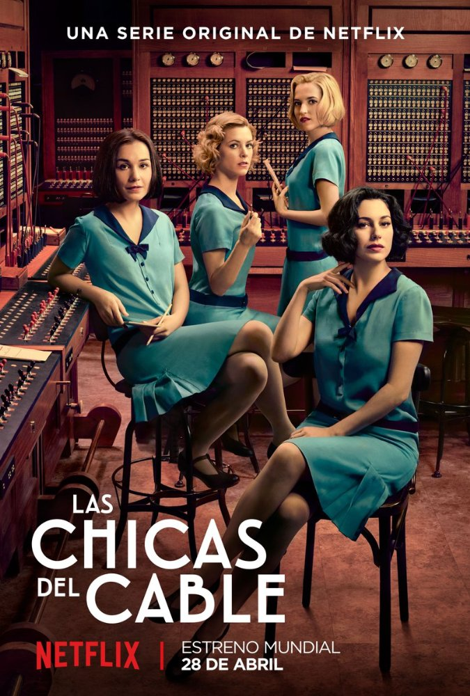 Watch Movie Cable Girls - Season 1