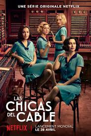 Watch Movie Cable Girls - Season 2
