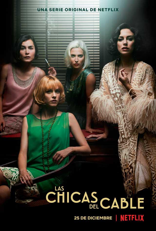 Watch Movie Cable Girls - Season 3