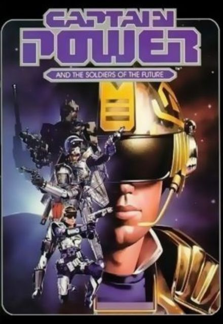 Watch Movie Captain Power and Soliders of the Future - Season 1