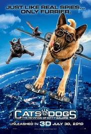 Watch Movie Cats and Dogs 2: The Revenge of Kitty Galore