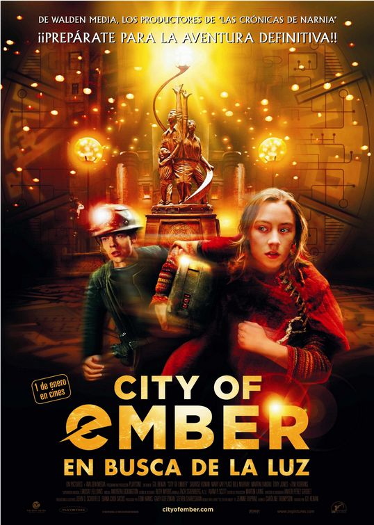 Watch Movie City of Ember