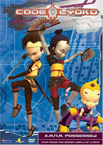 Watch Movie Code Lyoko - Season 4