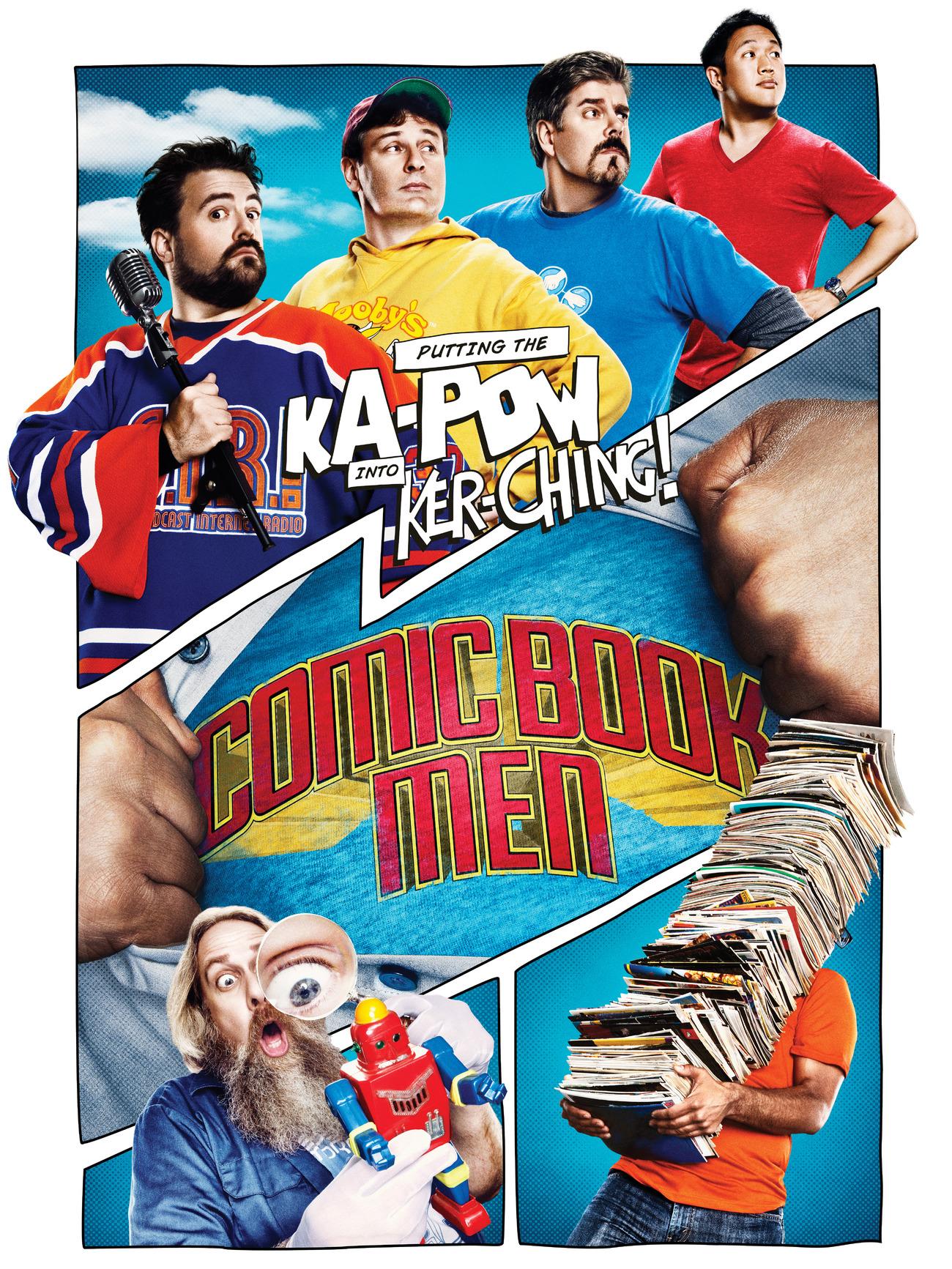 Watch Movie Comic Book Men - Season 1